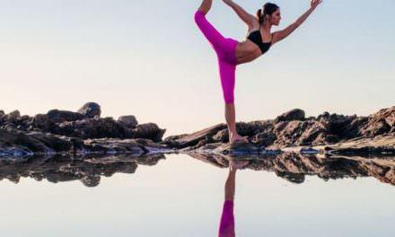 挑战完全舞王式,瑜伽带助你一臂之力☞